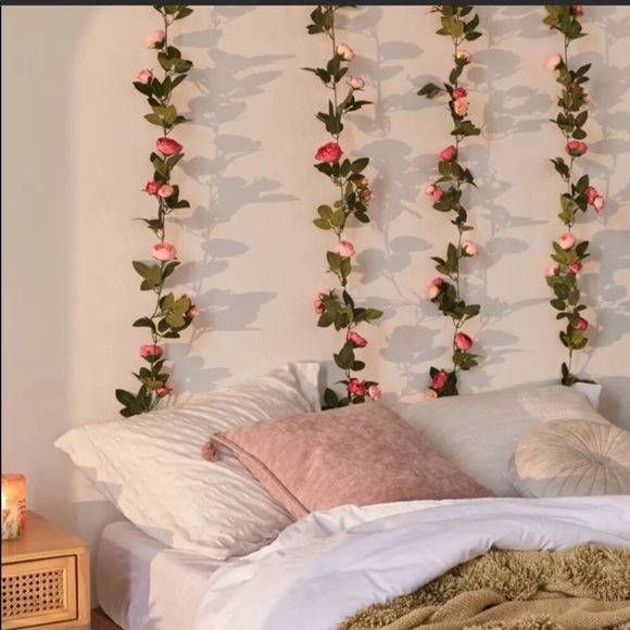 Decorative Rose Vine Garlands 4